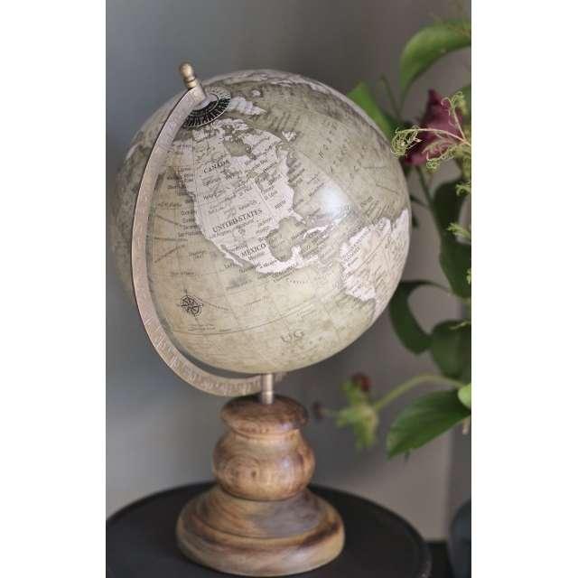 Mappemonde Globe Terrestre Déco