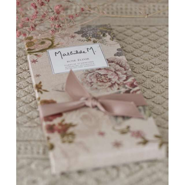 Parfum d'armoire Rose Elixir Mathilde M