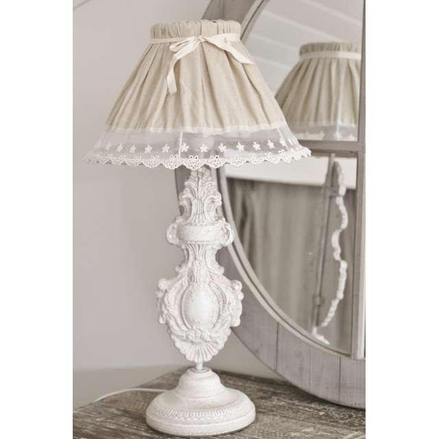 Lampe Shabby-Chic