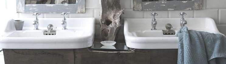 Antic Line Bain | Accessoires pour la salle-de-bain Déco style Cosy